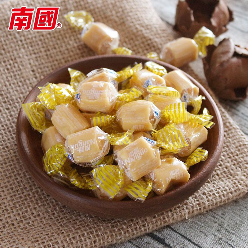 Gold coconut soft candy 150g | Nanguo